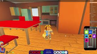 Showing my Roblox house
