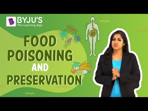 Food Poisoning and Preservation