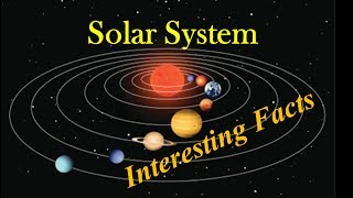 Solar System planets Interesting Facts for Kids thumbnail