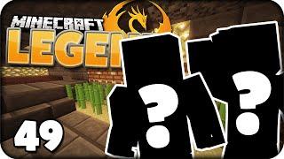 WER KOMMT INS PROJEKT?! - Minecraft LEGEND #49 | Zinus
