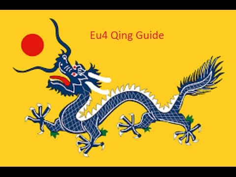 EU4 Quick Qing Guide