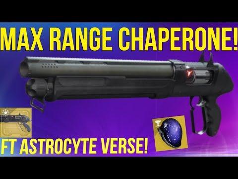 Using The MAX RANGE Chaperone (Max Sens) - Destiny 2