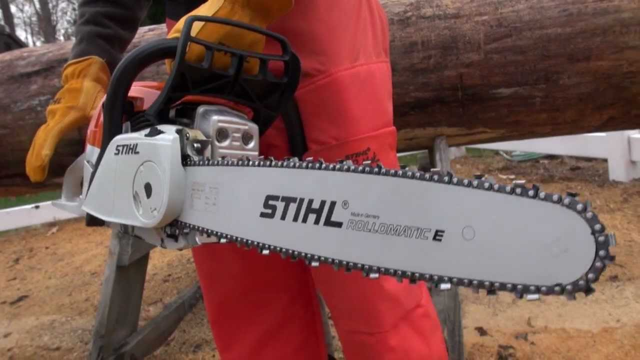 What do Stihl Chainsaw model numbers mean? | Hutson Inc