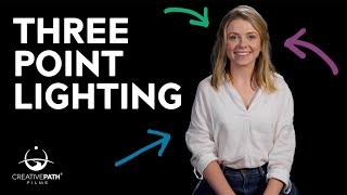 Three Point Lighting - The Best Lighting Setup for Youtube Videos   Film Lighting Techniques
