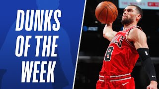 TOP DUNKS From a THRILLING Week! | Week 13