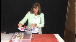 Best Tool To Organizer Your Threads For Sewing And Quilting