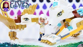 Lego Elves Emily & Noctura's Showdown Build the Wolf Review Kids Toys