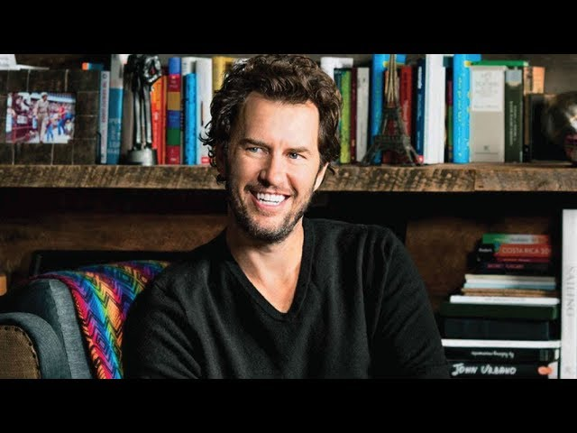 TOMS founder, Blake Mycoskie   Finding True Fans is Critical