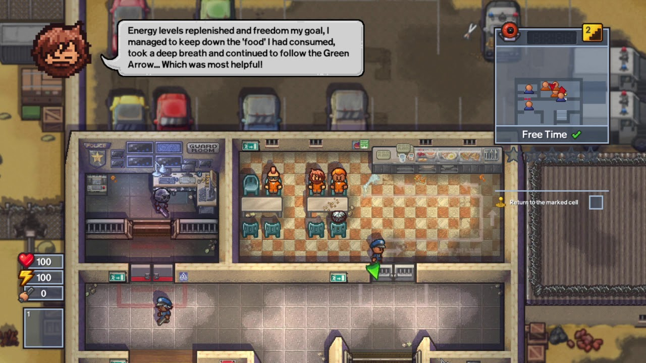 free game escapists 2 free epic games store launcher my ...