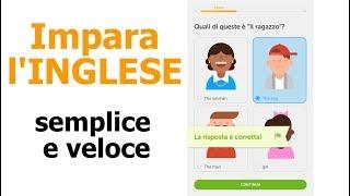 Impara l'inglese - Duolingo App educativa [Italiano] screenshot 5