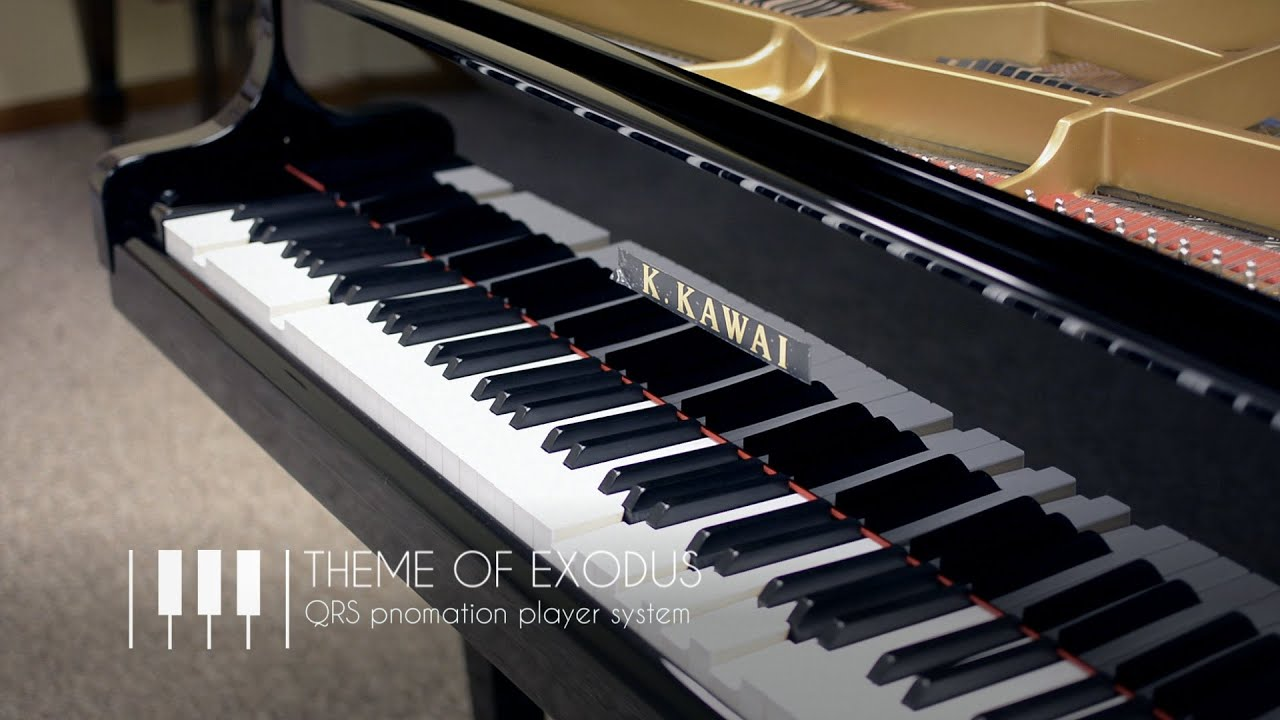 Kawai Upright Pianos Chupps Piano Service Inc >> Kawai Gm 10k Grand Piano Qrs Pnomation Player Piano Theme Of Exodus
