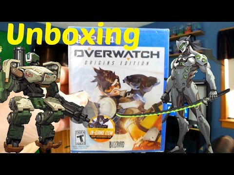 OPENING OVERWATCH! Picked Up At Toys R Us Today!