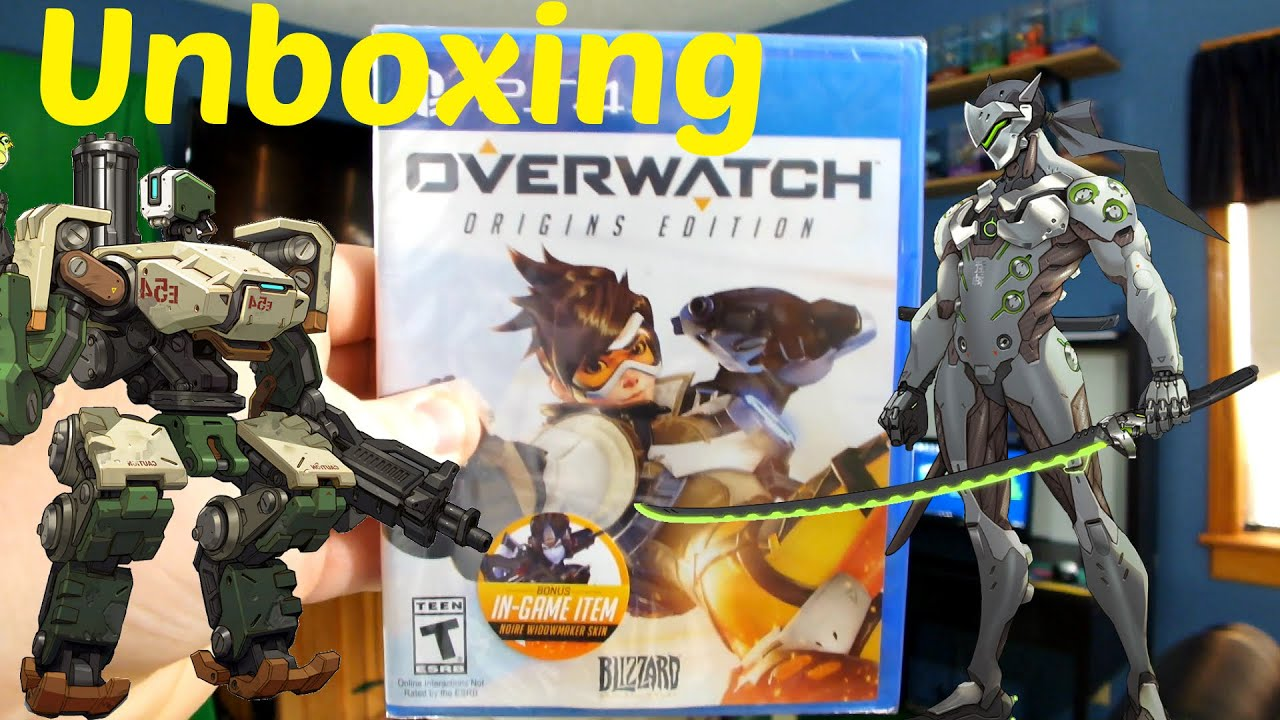 Overwatch Us