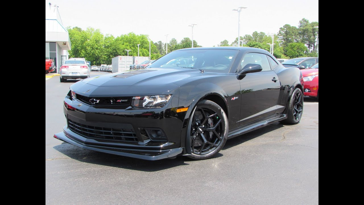 2014 Chevrolet Camaro Z/28 Start Up, Exhaust, and In Depth Review ...