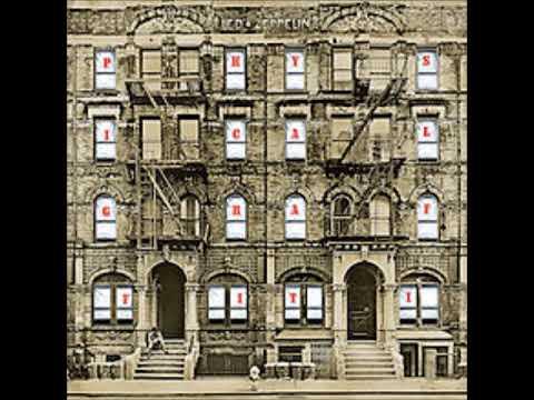 Led Zeppelin   Custard Pie With Lyrics In Description