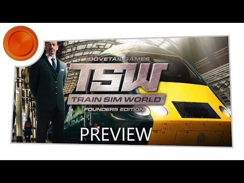 Preview - Train Sim World Founders Edition - Xbox One