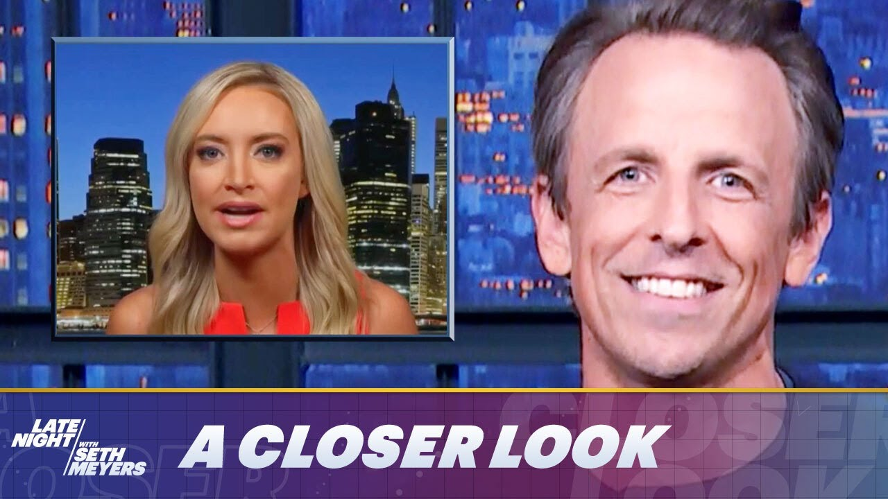 """Download Kayleigh McEnany Shamelessly Claims Trump Didn't Have """"Crisis After Crisis"""": A Closer Look"""