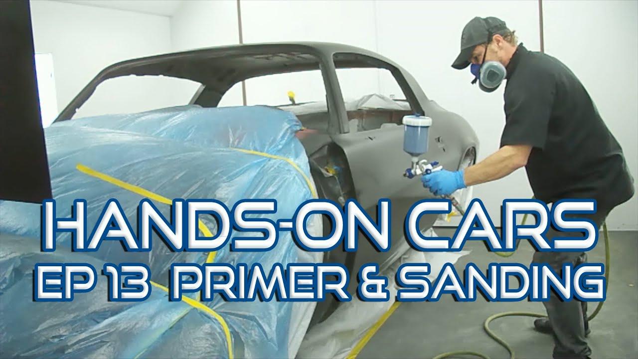 Automotive Urethane Primer Sealer