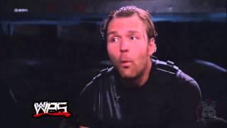 Dean Ambrose canticchia la Theme Song di Fandango NOPE