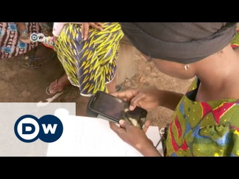 Ivory Coast: Registering births via text message | Africa on the Move