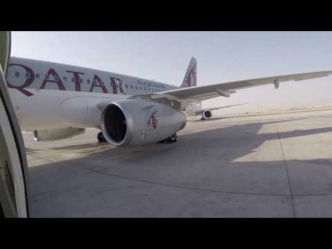✈TRIP REPORT   Qatar Airways   Skopje - Dar es Salaam via Doha   Economy and Business Class