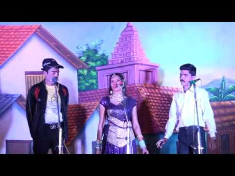 Kannada Natak full comedy village natak full HD 2017