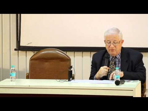 Distinguished Lecture by Richard Francis Gombrich