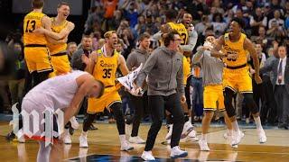 UMBC upset stuns NCAA tournament and sh...