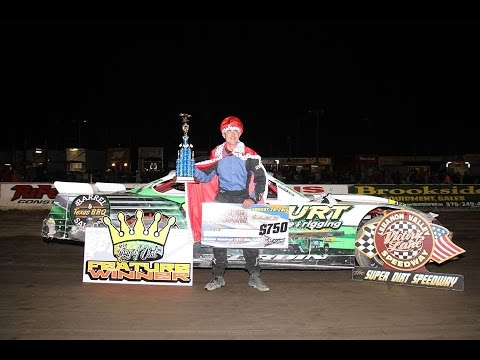 08/29/15 King Of Dirt Pro Stocks (Lebanon Valley Speedway)