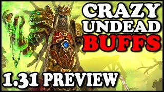 """WC3 PTR Patch 1.31 PREVIEW 