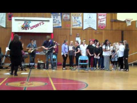 Sunny Brae Middle School - Spring Music Concert