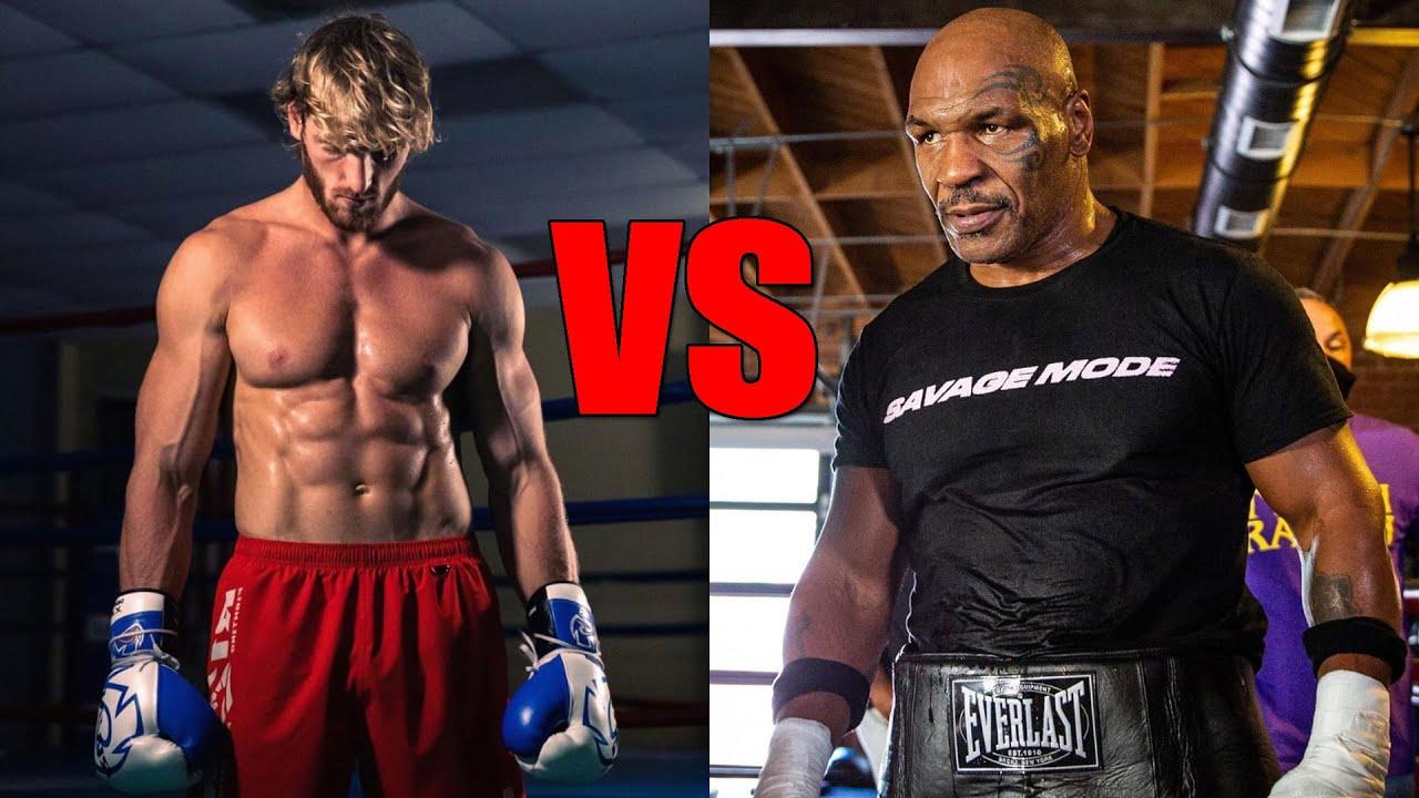 Youtuber Vs Nhà Vô Địch | Logan Paul Sẽ Đánh Thắng Mike Tyson | Ảo Tưởng Sức Mạnh ?