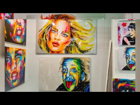 Art Expo New York 2017 1080p