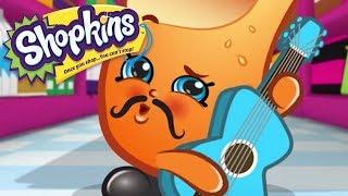 SHOPKINS Cartoon - SINGING BREAD | Cartoons For Children
