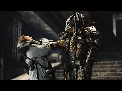 Batman vs Predator - Better Than Superman vs Batman (2016)