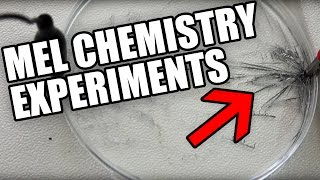 More Mel Chemistry Experiments | EpicReviewGuys