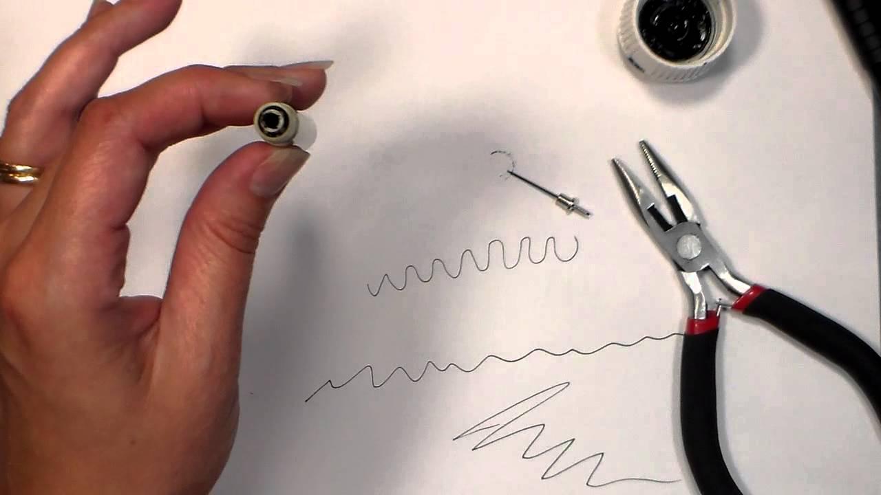wie kommt man gut aussehend konkurrenzfähiger Preis How To Refill Micron and Pitt Artist Pens
