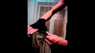 Как правильно бинтовать на руки боксёрские бинты