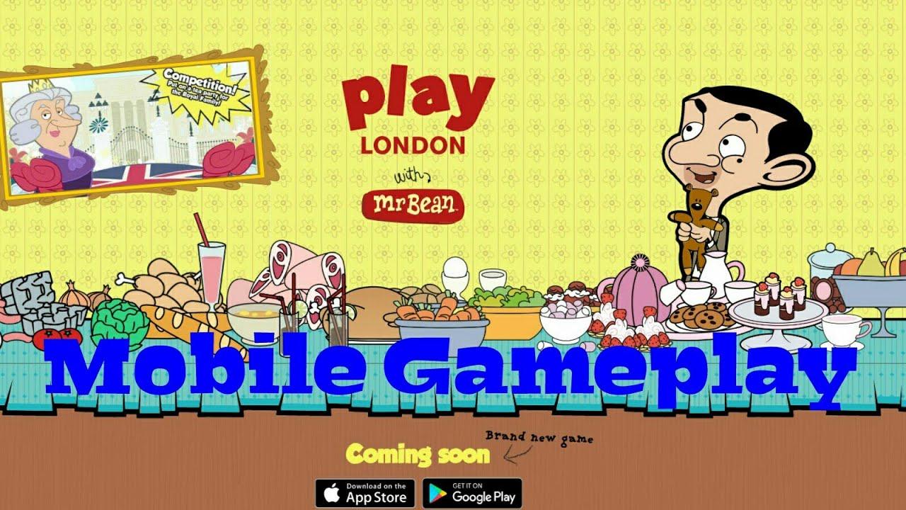 Mr Bean Spiel