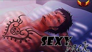 Аниме клип - Sexy Back