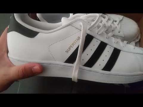 Adidas Superstars sizing.