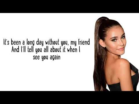 Conor Maynard, Madison Beer- Dusk Till Dawn (Lyrics)