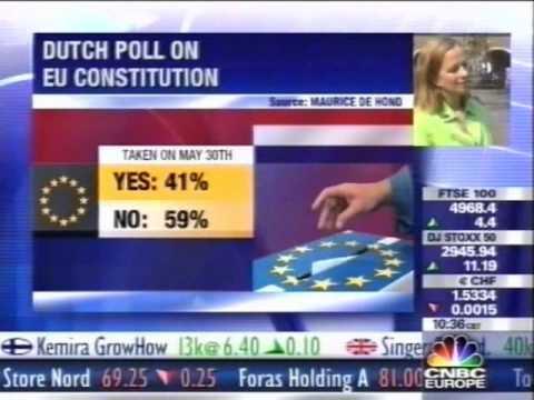 European Constitution referendum - Lousewies van der Laan