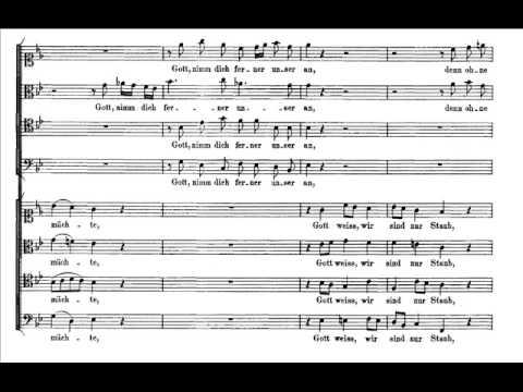 Bach - Mottetto