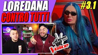 THE VOICE SENIOR #3  ( parte 1 ) | REACTION Arcade Boyz