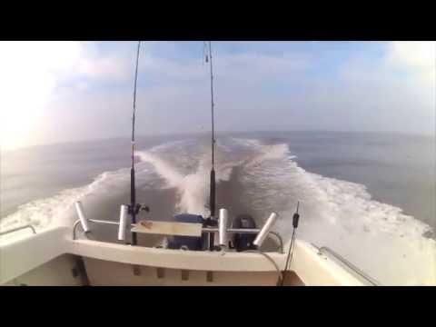 Boat Fishing Fylde Coast
