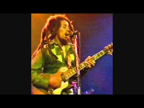 Bob Marley And The Wailers-No Woman, No Cry (Live Version 1975)