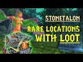 WoW Classic - Rare Mob Locations + UNIQUE LOOT - Stonetalon