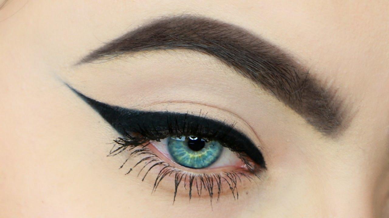 Tips For Putting On Eyeliner