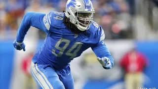 (POV) Detroit Lions Place Franchise Tag on Ziggy Ansah